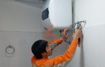 Sửa bình nóng lạnh rò rỉ nước tại quận Thanh Xuân