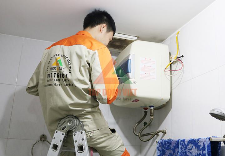Cách sửa bình nóng lạnh