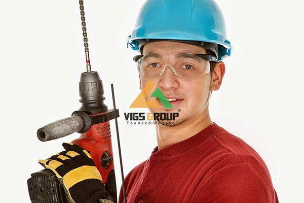 sửa điện nước tại nhà ở hà nội - đội ngũ kỹ thuật viên tay nghề cao