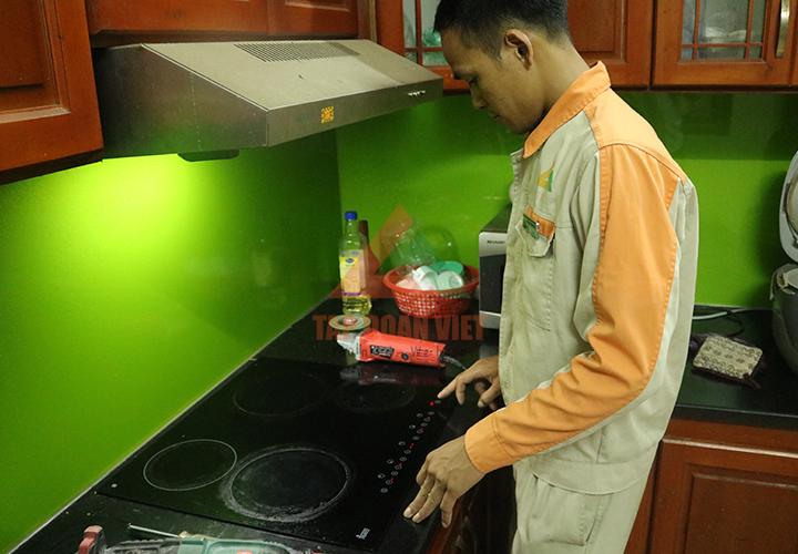Sửa bếp từ