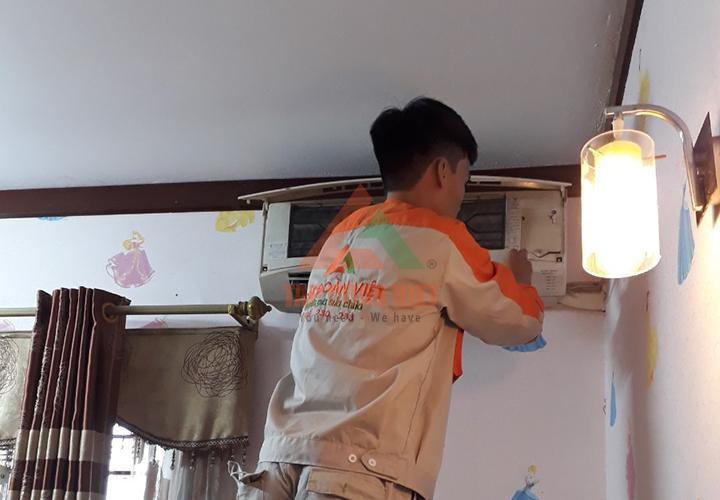 Dịch vụ sửa điều hòa tại nhà Hà Nội