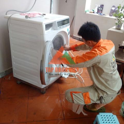 Giải mã lỗi máy giặt LG
