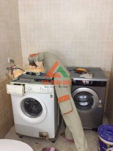 Địa điểm sửa máy giặt Hà Nội uy tín