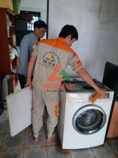 """""""Bỏ túi"""" địa chỉ 10 trung tâm bảo dưỡng máy giặt tại nhà tốt nhất Hà Nội"""