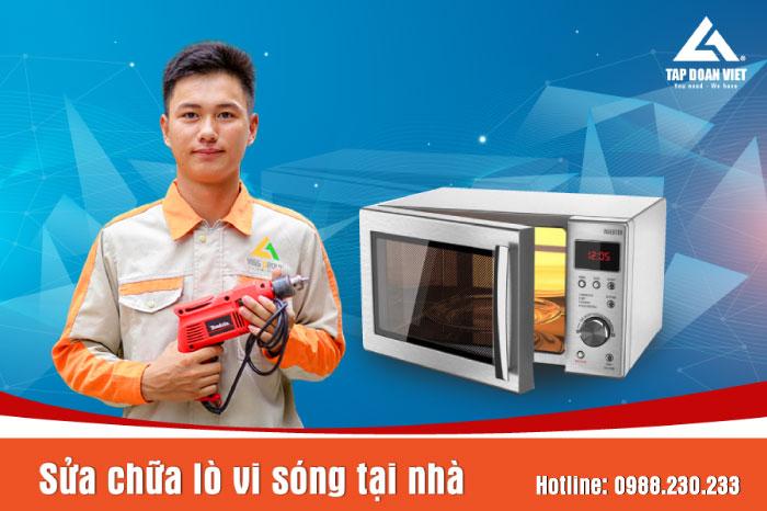 Các trung tâm sửa chữa lò vi sóng tốt nhất Hà Nội