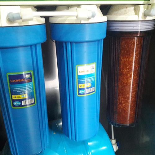 Sửa máy lọc nước tại Ba Đình - thay lõi lọc nước