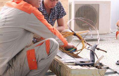 Dịch vụ sửa chữa hệ thống cấp thoát nước đáng tin cậy