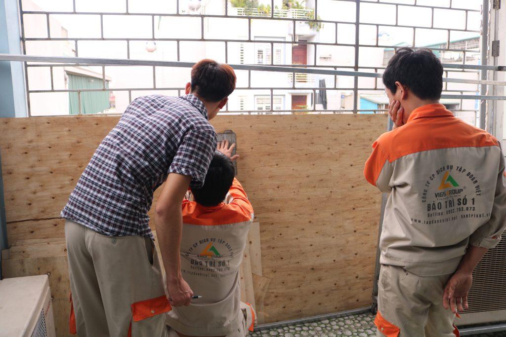 Dịch vụ sửa chữa điện nước tại nhà uy tín và đáng tin cậy