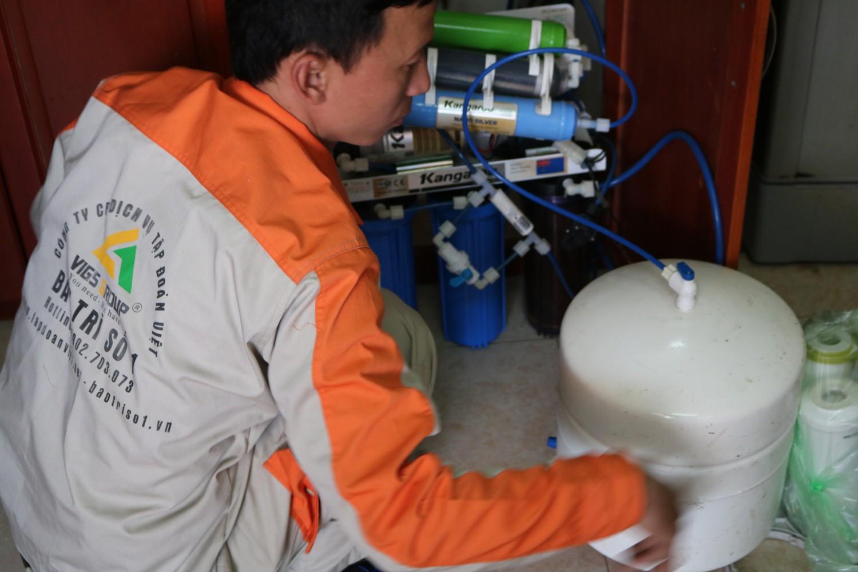 Hướng dẫn sửa máy lọc nước đến từ chuyên gia
