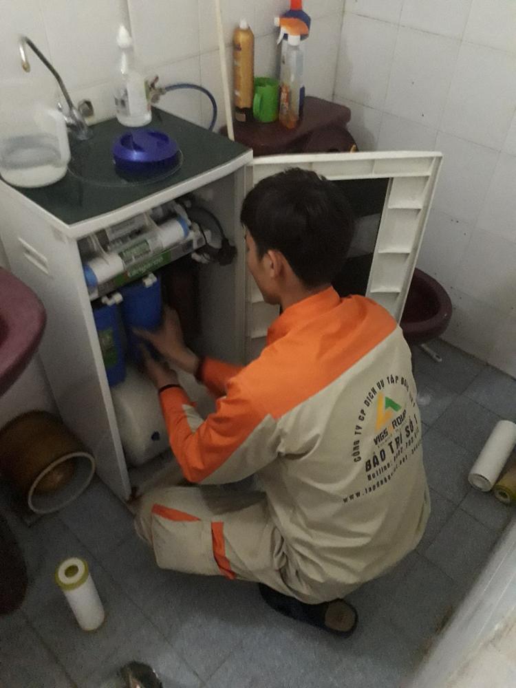 Dịch vụ sửa máy lọc nước tại nhà đáng tin cậy tại nhà