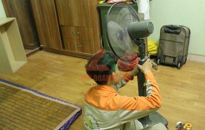Những lưu ý khi dùng quạt điện cho trẻ nhỏ vào mùa hè nóng