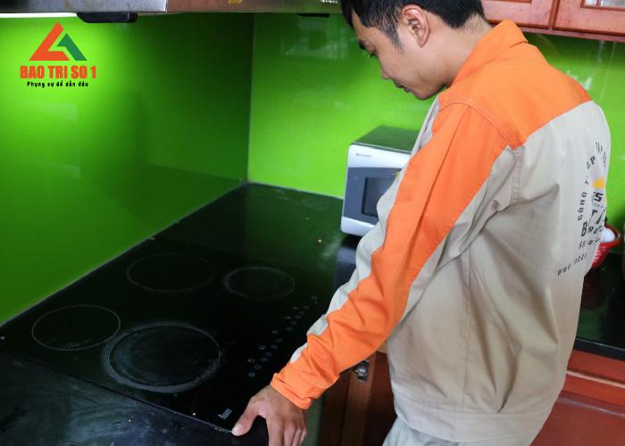 Sửa bếp từ Electrolux tại quận cầu giấy đảm bảo triệt để 90% lỗi