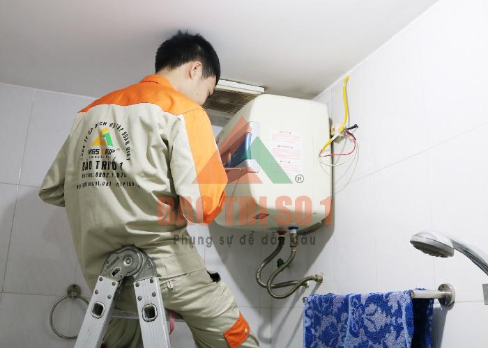 dịch vụ sửa chữa bình nóng lạnh tại hà nội RẺ - UY TÍN