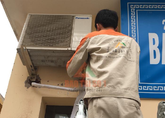 Bảo dưỡng điều hòa tại quận Hoàn Kiếm đảm bảo máy sạch