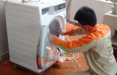 Sửa máy giặt LG rung lắc mạnh