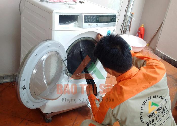 Cách vệ sinh máy giặt panasonic cực hay