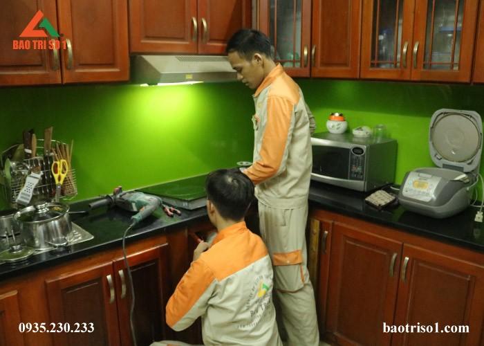 sửa chữa bếp từ panasonic giá rẻ ở hà nội